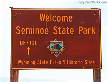 Seminoe State Park, Wyoming