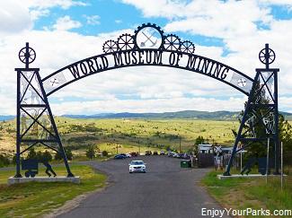 World Museum of Mining, Butte Montana