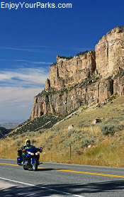Cloud Peak Skyway Scenic Byway, Wyoming