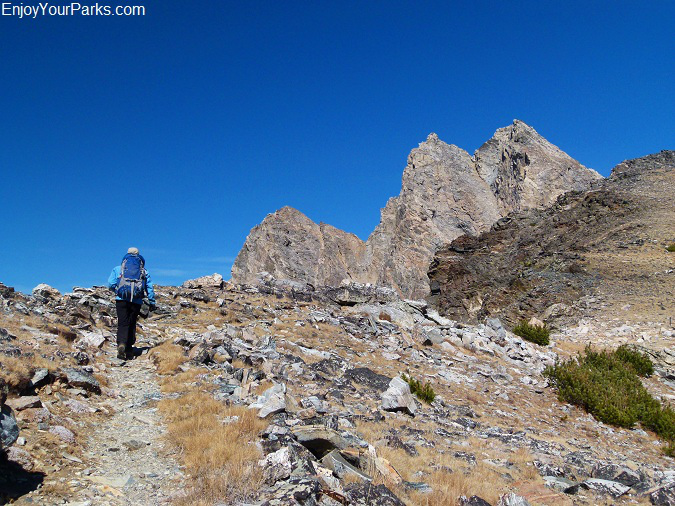Static Peak Divide Trail, Grand Teton National Park