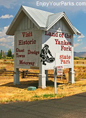 Land of the Yankee Fork State Park, Idaho
