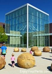 North Dakota Heritage Center, Bismark
