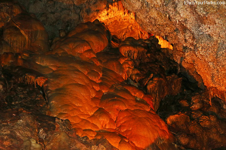 Jewel Cave National Monument, Black Hills of South Dakota