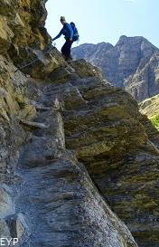 Crypt Lake Trail, Waterton Lakes National Park