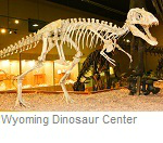 Wyoming Dinosaur Center