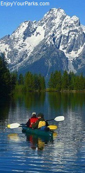 Colter Bay, Grand Teton National Park, Wyoming