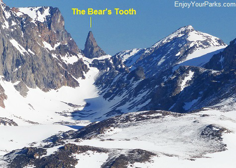 The Bears Tooth, Beartooth Highway Montana