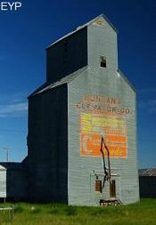 Montana grain elevator