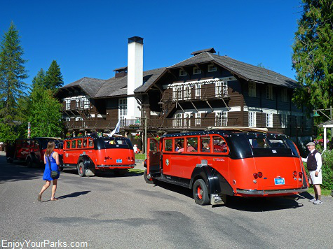 Lake McDonald Lodge, Glacier National Park
