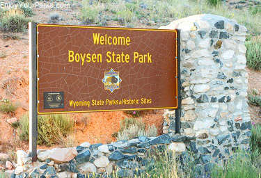 Boysen State Park, Wyoming