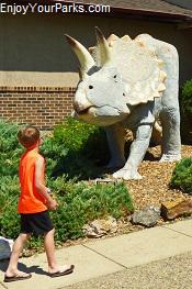 Dakota Dinosaur Museum, Dickenson Museum Center, North Dakota
