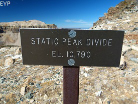 Static Peak Divide Grand Teton National Park