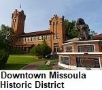 Missoula Area, Montana