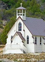 Our Lady of Tears Church, Silver City Historic District, Idaho