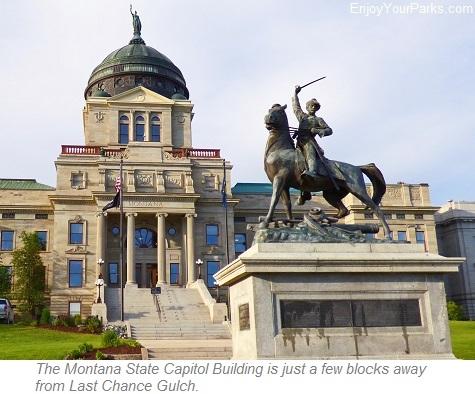 Montana State Capital Building, Helena Montana