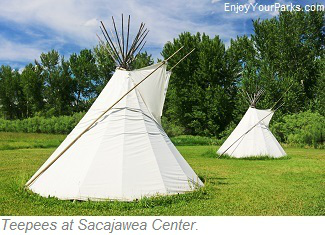 Sacajewea Interpretive Center, Salmon Idaho