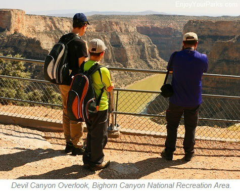 Devil Canyon, Bighorn Canyon Recreation Area