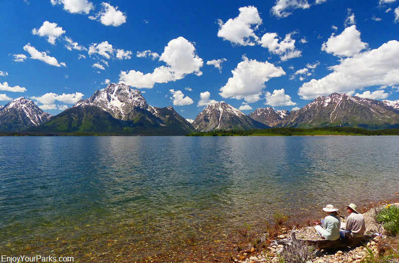 Hermitage Point, Grand Teton National Park