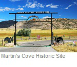 Martins Cove Historic Site