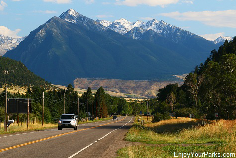 Paradise Valley, Montana