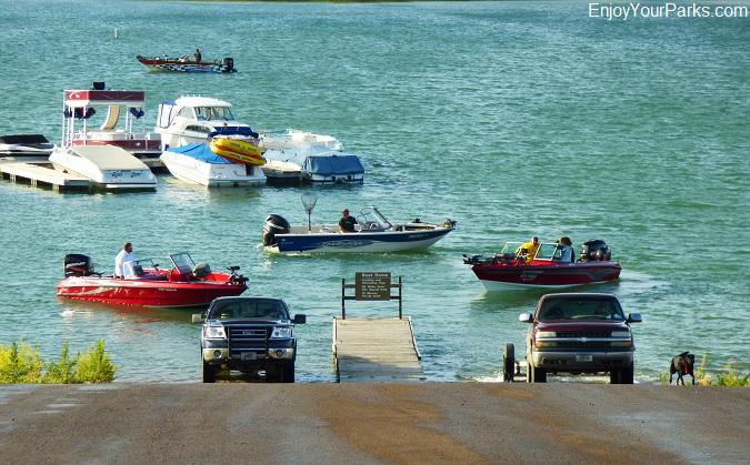 Fort Peck Lake, Montana