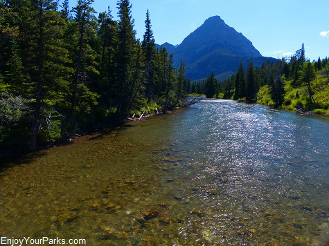 Belly River, Glacier National Park