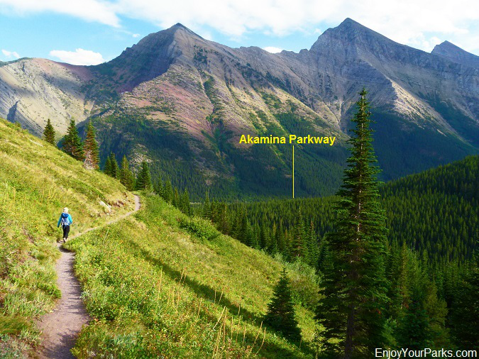 Akamina Parkway, Waterton Lakes National Park