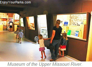 Museum of the Upper Missouri River, Fort Benton Montana