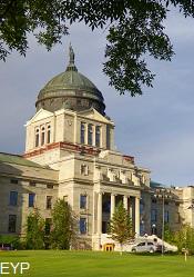 Montana Capitol Building, Helena Montana