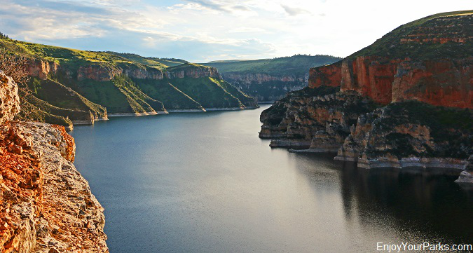 Bighorn Canyon National Recreation Area, Montana