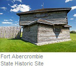 Fort Abercrombie State Historic Site, North Dakota