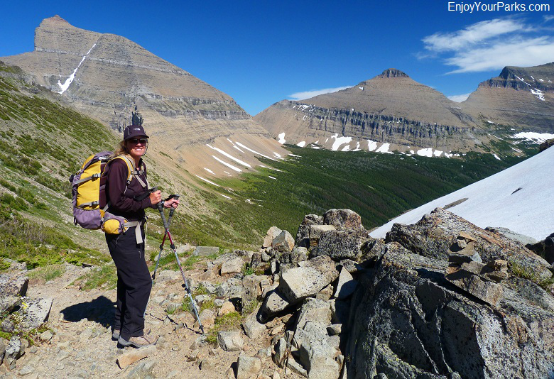 Piegan Pass Trail, Glacier Park