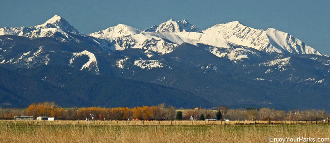 Spanish Peaks, Madison Range