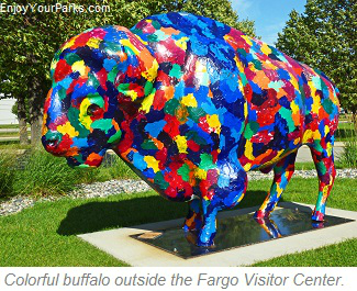 Fargo-Moorhead Visitor Center, Fargo North Dakota
