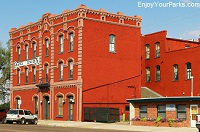 Historic Grand Union Hotel, Fort Benton Montana