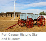 Fort Caspar and Museum, Casper Wyoming
