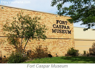 Fort Caspar Museum, Casper Wyoming