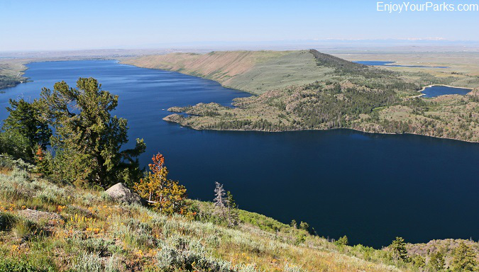 Fremont Lake, Wyoming