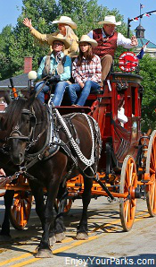 Cheyenne Frontier Days Parade, Wyomiing