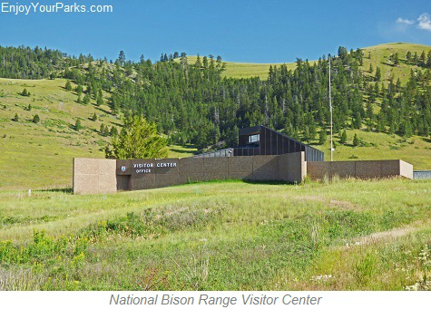 National Bison Range Visitor Center
