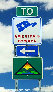 Scenic Byway, North Dakota