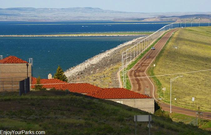Fort Peck Dam, Montana