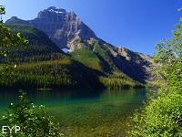 Upper Kintla Lake, Glacier Park