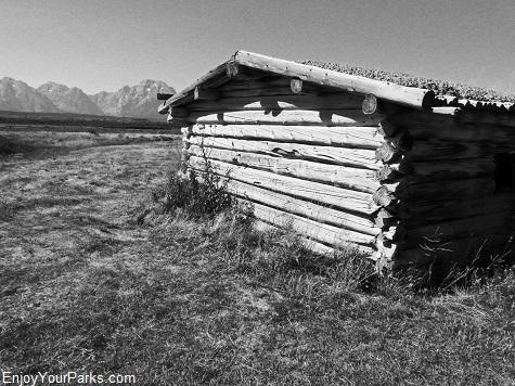 Cunningham Cabin, Grand Teton National Park