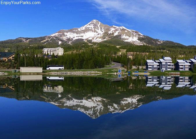 Summer at Big Sky Resort Montana