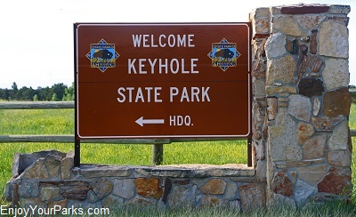 Keyhole State Park, Wyoming
