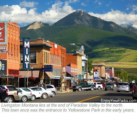 Livingston Montana