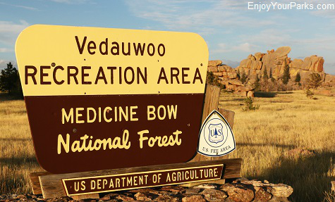 Vedauwoo Recreation Area, Wyoming