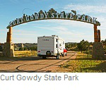 Curt Gowdy State Park, Wyoming