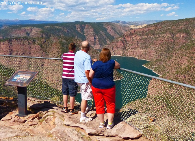 Red Canyon Overlook, Flaming Gorge National Recreation Area